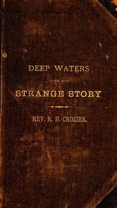 Deep Waters; Or, A Strange Story
