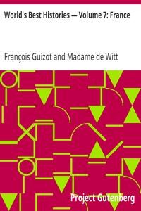 Cover of World's Best Histories — Volume 7: France