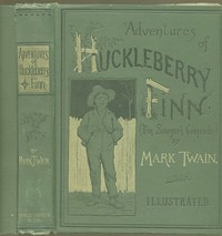 Cover of Adventures of Huckleberry Finn, Chapters 01 to 05