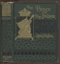 Cover of The Prince and the Pauper, Part 1.
