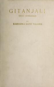 Cover of Gitanjali