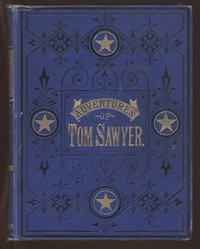 Cover of The Adventures of Tom Sawyer, Part 1.
