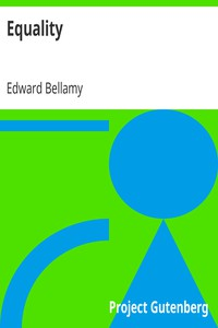 Cover of Equality