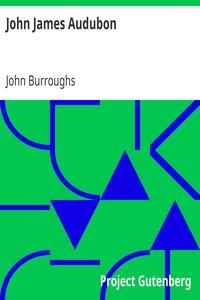 Cover of John James Audubon