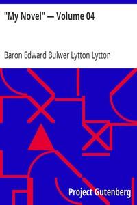 """Cover of """"My Novel"""" — Volume 04"""