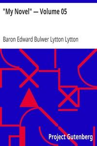 """Cover of """"My Novel"""" — Volume 05"""