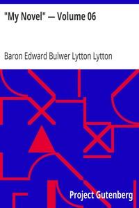 """Cover of """"My Novel"""" — Volume 06"""