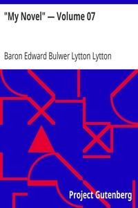 """Cover of """"My Novel"""" — Volume 07"""
