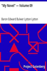 """Cover of """"My Novel"""" — Volume 09"""
