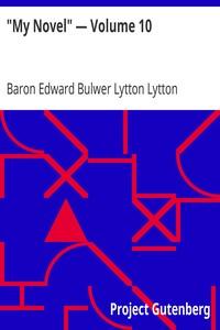 """Cover of """"My Novel"""" — Volume 10"""