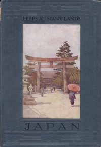Cover of Peeps at Many Lands: Japan