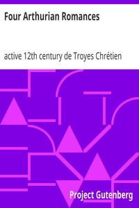 Cover of Four Arthurian Romances