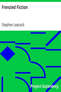 Cover of Frenzied Fiction