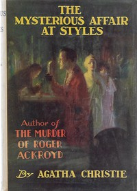 Cover of The Mysterious Affair at Styles