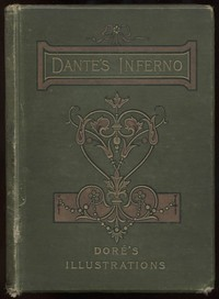 Cover of The Divine Comedy by Dante, Illustrated, Hell, Volume 10