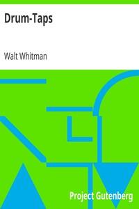 Cover of Drum-Taps