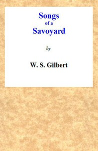Cover of Songs of a Savoyard