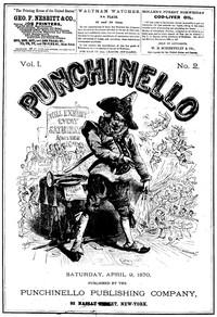 Punchinello, Volume 1, No. 02, April 9, 1870