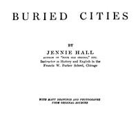 Buried Cities, Volume 3: Mycenae