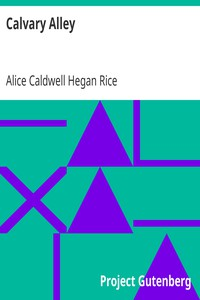 Cover of Calvary Alley