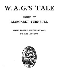 Cover of W. A. G.'s Tale