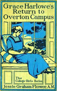 Cover of Grace Harlowe's Return to Overton Campus