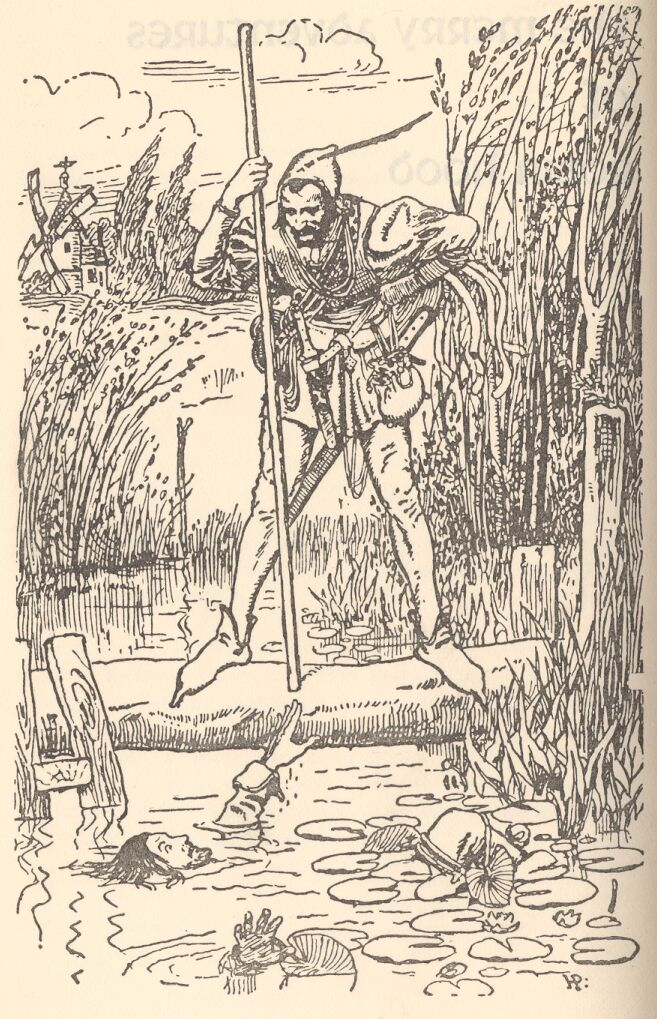 The Project Gutenberg eBook of The Merry Adventures of Robin Hood ...