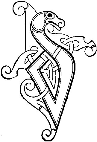 the project gutenberg ebook of the story of ireland by the hon Four-Poster Canopy Bed initial letter from the book of kells