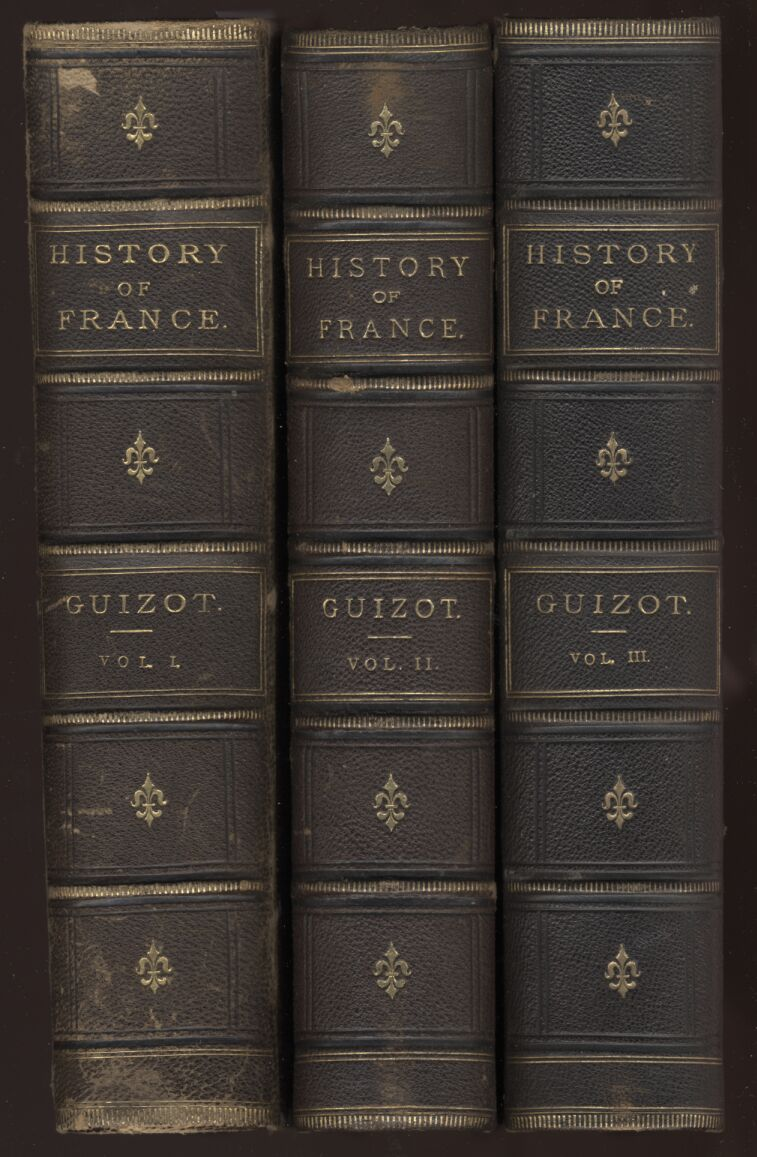 The Project Gutenberg EBook Of History France By M Guizot Vol