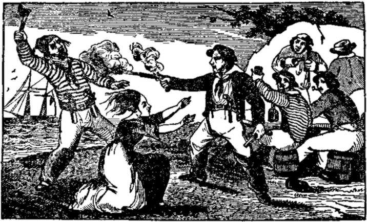 The Project Gutenberg eBook of The Pirates Own Book, by