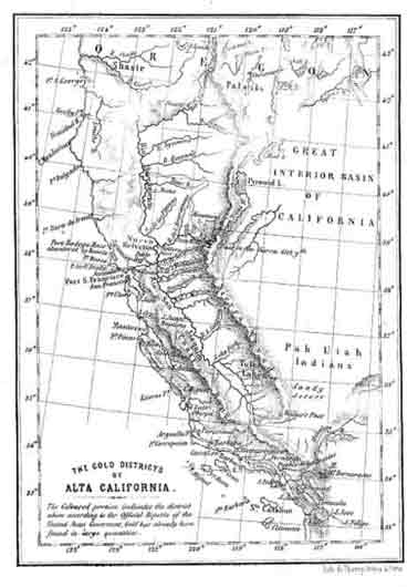 The Project Gutenberg Ebook Of What I Saw In California By Edwin Bryant