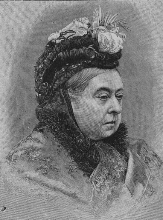 Портреты королевы Виктории (Фото 15)