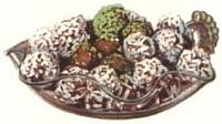 Almond Fondant Balls.