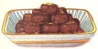 Chocolate Marshmallows.