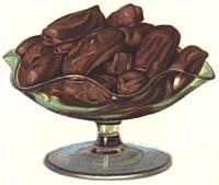 Chocolate Nougatines.
