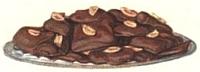 Chocolate Peanut Brittle.
