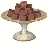 Plain Chocolate Caramels.