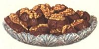 Walnut Cream Chocolates.