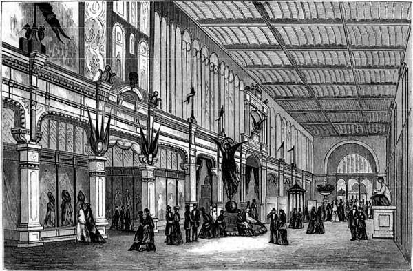 grand vestibule of the paris