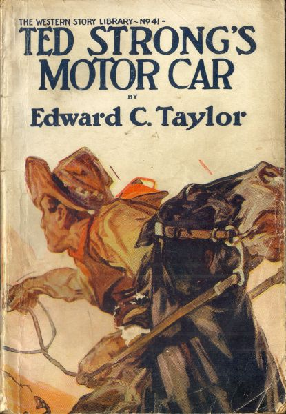 The Project Gutenberg Ebook Of Ted Strongs Motor Car By Edward C