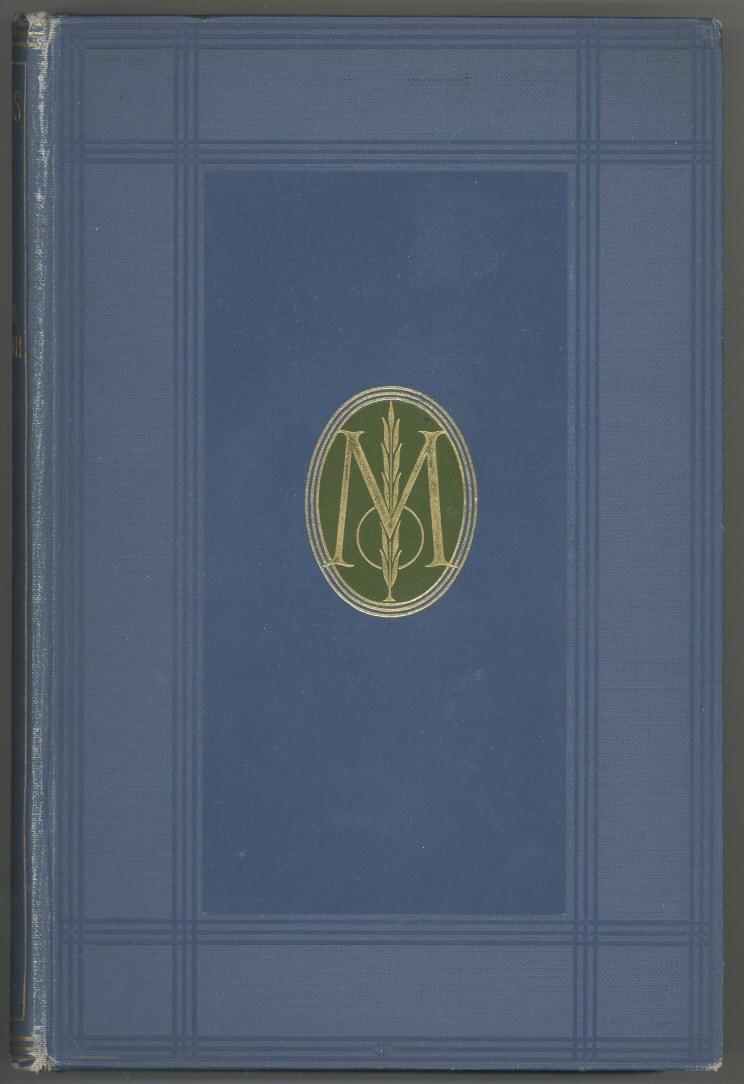Poems, Vol. 1 [of 3], by George Meredith