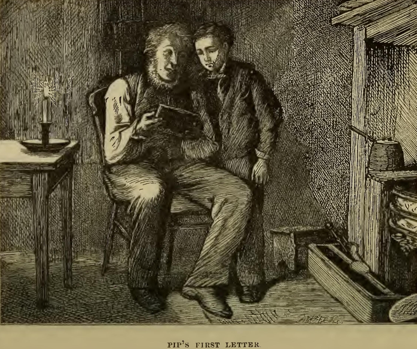 the context of great expectations by charles dickens The paperback of the great expectations by sara singh, charles dickens  dickens supplied two endings to this great work  historical context of great expectations.