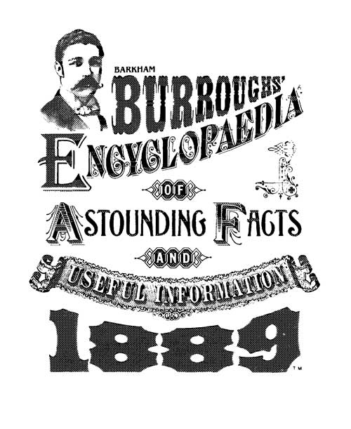 Burroughs' Encyclopedia of Amazing Facts and Useful Information