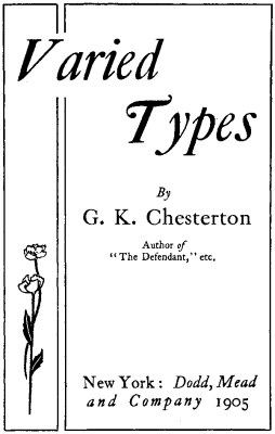 The project gutenberg ebook of varied types by gk chesterton cover illustration fandeluxe Image collections