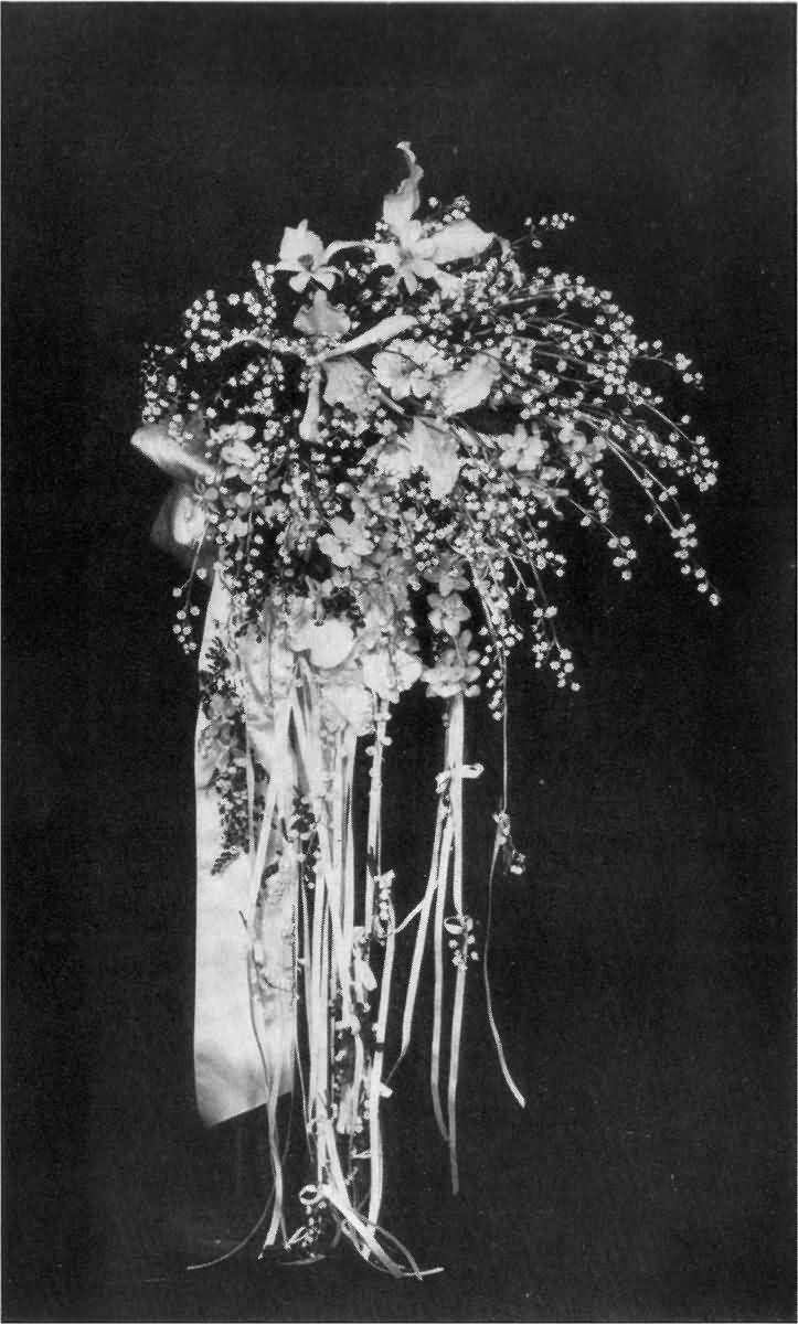 toc a brides bouquet