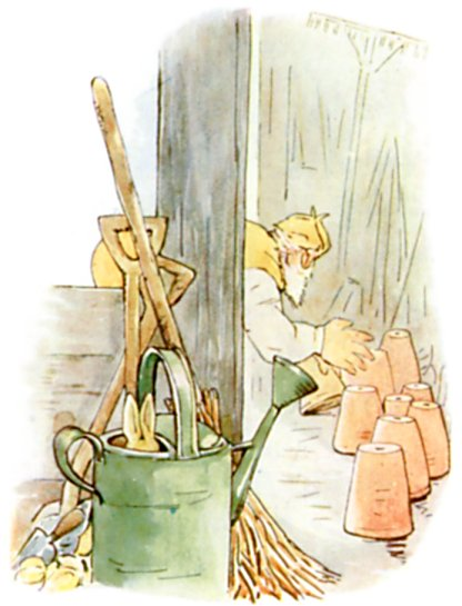 The Project Gutenberg Ebook Of Peter Rabbit By Beatrix Potter
