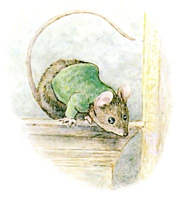 The Project Gutenberg eBook of The Story Of Miss Moppet, by