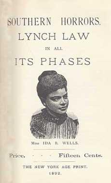 The Southern Roots of Ida B Wells-Barnett's Revolutionary Activism Essay
