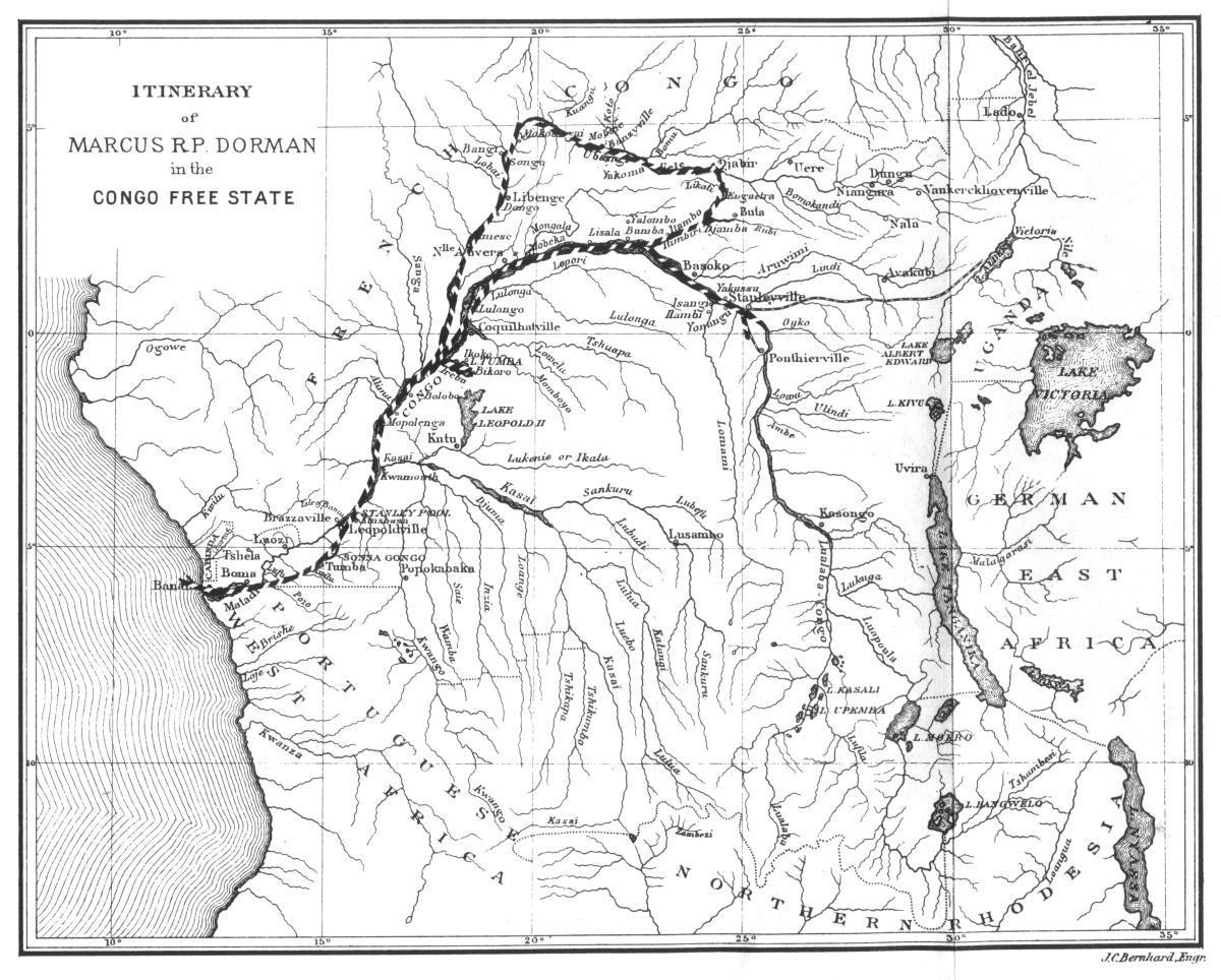 The Project Gutenberg eBook of A Journal of a Tour in the Congo