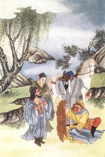 Myths Legends Of China